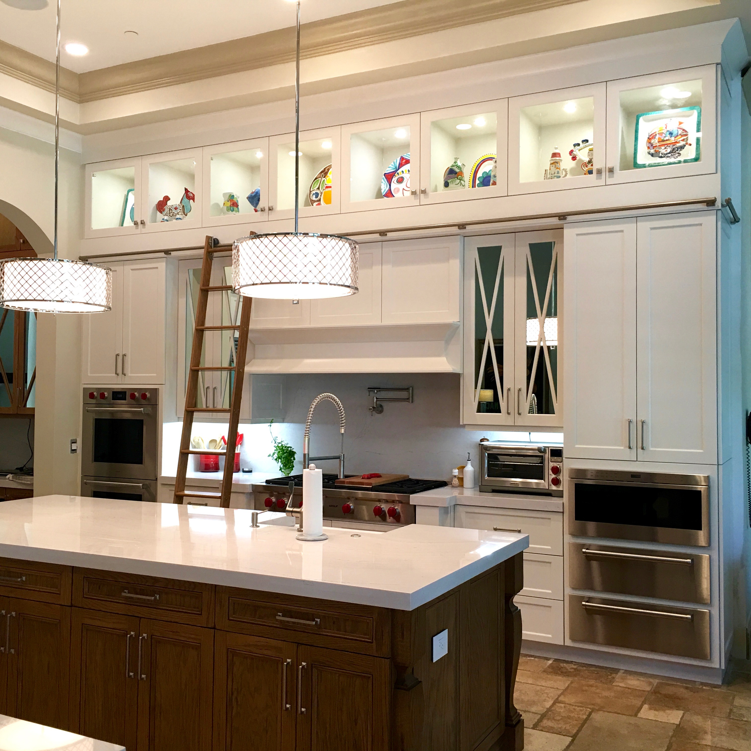 Transitional Kitchens - Photo Gallery - Broward Custom ...