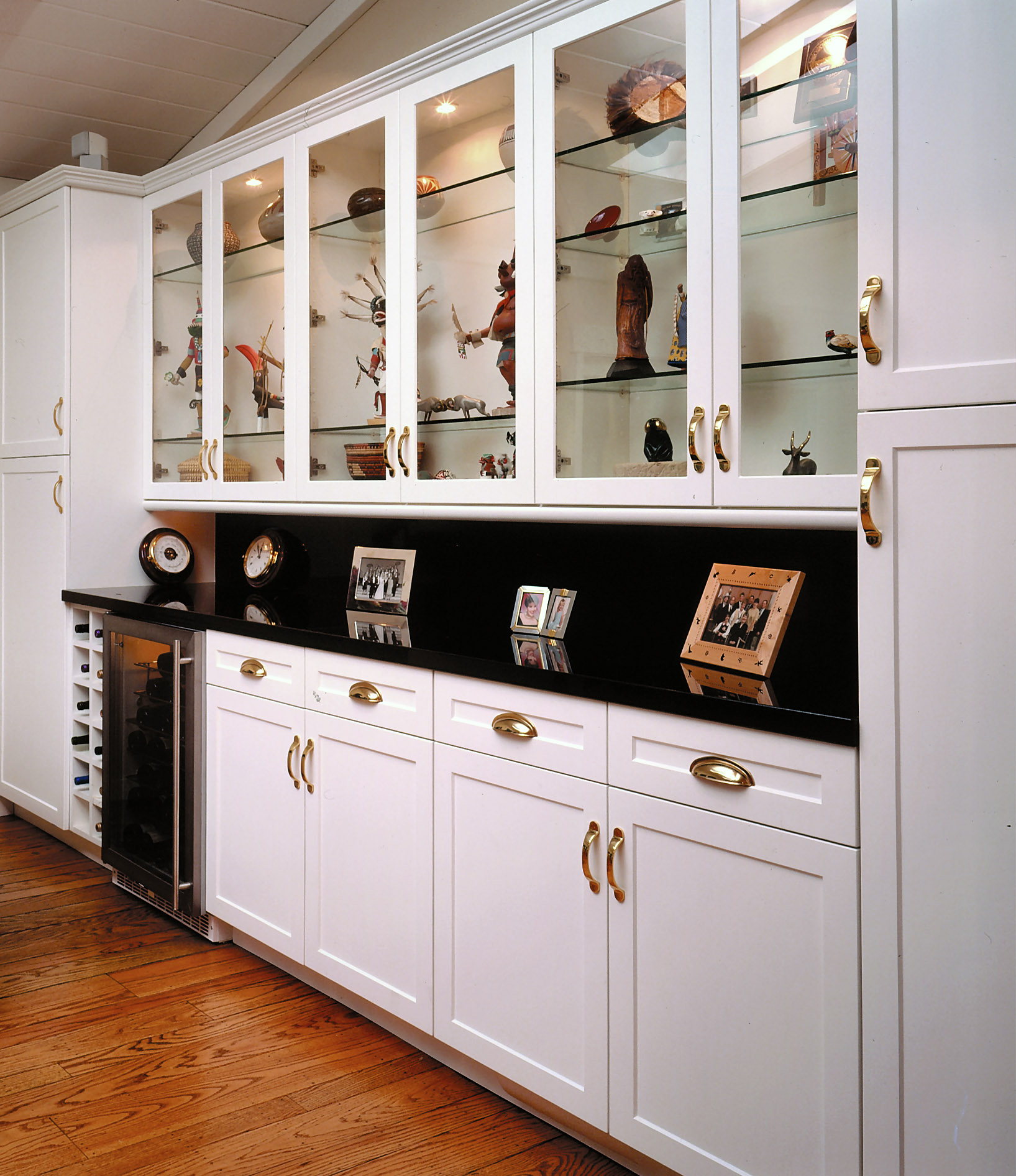 Transitional Kitchens With White Cabinets: Transitional Kitchens
